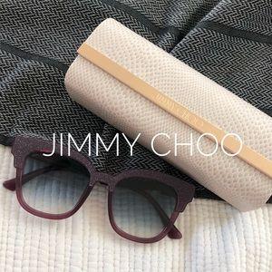 New authentic Jimmy Choo sunglasses
